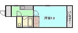 青井ビル[2階]の間取り