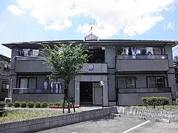滋賀県草津市追分8丁目の賃貸アパートの外観