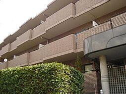 兵庫県神戸市東灘区西岡本6丁目の賃貸マンションの外観