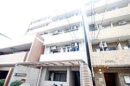 広島県広島市南区宇品神田5丁目の賃貸マンションの外観
