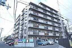 城南マンション2[1階]の外観