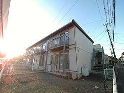 田島コーポ[102号室]の外観