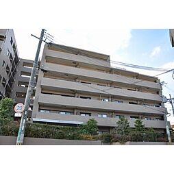 大阪府高槻市富田町1丁目の賃貸マンションの外観