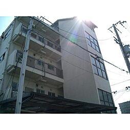 東光マンション[4階]の外観