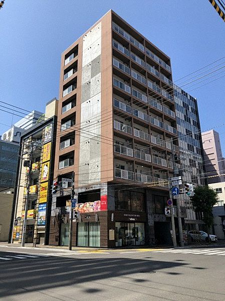 アストリアN6 9階の賃貸【北海道 / 札幌市北区】