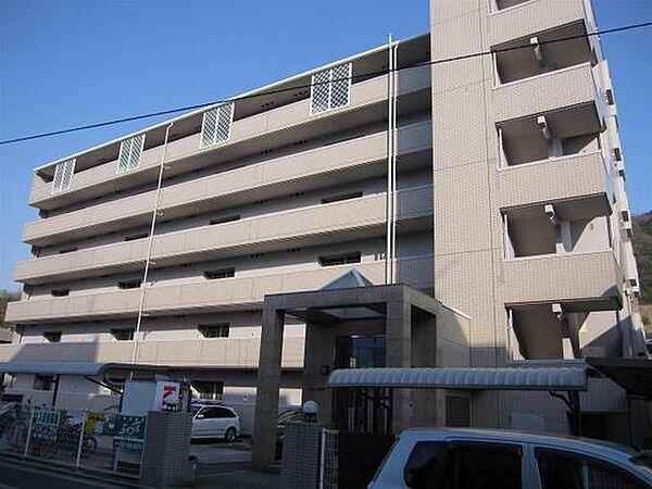 フロール神原 5階の賃貸【広島県 / 広島市安芸区】