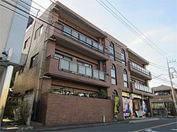 埼玉県上尾市谷津1丁目の賃貸マンションの外観