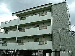 大阪府東大阪市六万寺町3丁目の賃貸マンションの外観