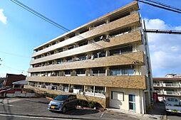 マンション朝霧1号館[3階]の外観