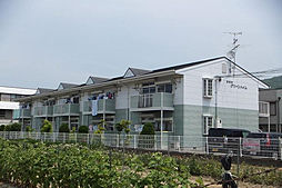 法善寺グリーンハイム[1階]の外観