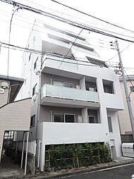 東京都北区王子本町1の賃貸マンションの外観
