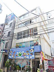 神奈川県横浜市中区若葉町1丁目の賃貸マンションの外観