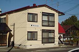 寿マンション[7号室]の外観