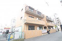 神奈川県大和市中央4丁目の賃貸マンションの外観