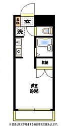 ファースト[1階]の間取り