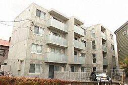 北海道札幌市東区北十四条東5丁目の賃貸マンションの外観