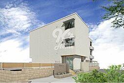 兵庫県神戸市長田区駒ケ林町2丁目の賃貸マンションの外観