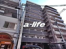 ジアコスモ神戸三宮[8階]の外観