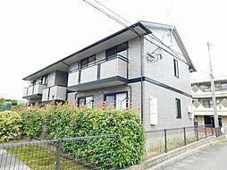 福岡県北九州市小倉南区下貫1丁目の賃貸アパートの外観