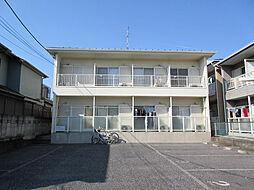 東京都江戸川区東葛西5の賃貸アパートの外観