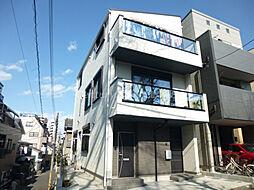 パークサイドハウス文京[102号室]の外観
