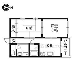 西大路駅 5.8万円