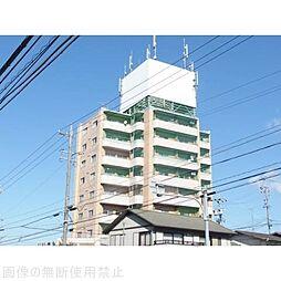 愛知県岡崎市六供町字3丁目の賃貸マンションの外観