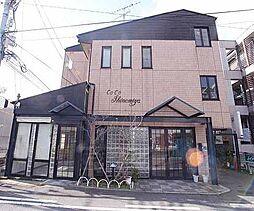滋賀県大津市横木2丁目の賃貸マンションの外観