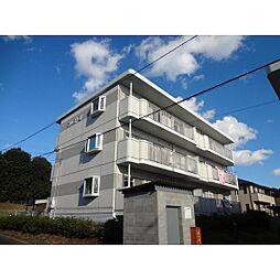 静岡県浜松市東区半田山1丁目の賃貸マンションの外観