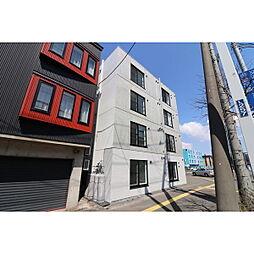 北海道札幌市北区北34条西2丁目の賃貸マンションの外観
