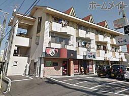 熊澤コーポ[3階]の外観