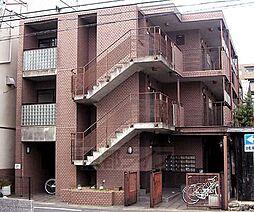 京都府京都市上京区西洞院通一条下る讃州寺町の賃貸マンションの外観