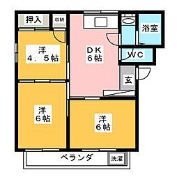 吉浜駅 5.1万円