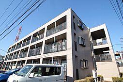 埼玉県幸手市南3丁目の賃貸マンションの外観