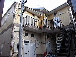 ユナイトステージ南加瀬[201号室]の外観