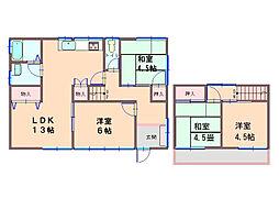 畑田駅 1,199万円