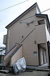 ブランクブリリアント[2階]の外観
