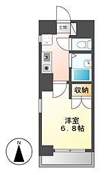 本山ブライトレジデンス[4階]の間取り