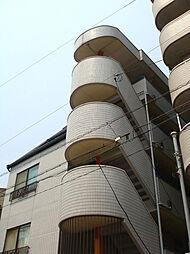 ヤングパレス阿倍野橋[1階]の外観