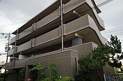 パーシモン千里[4階]の外観