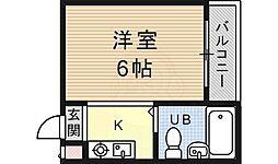 平野駅 2.0万円