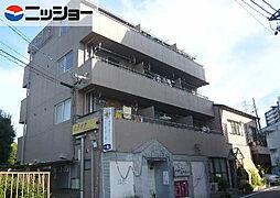 東口マンション[3階]の外観