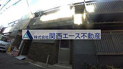 [一戸建] 大阪府大阪市東成区玉津3丁目 の賃貸【/】の外観
