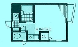 リバティー鷺沼[3階]の間取り