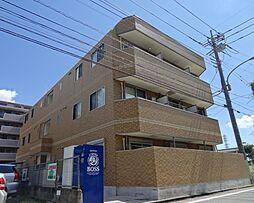 千葉県千葉市稲毛区小仲台1丁目の賃貸マンションの外観