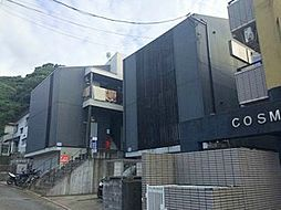 西片江アパートメント[1階]の外観