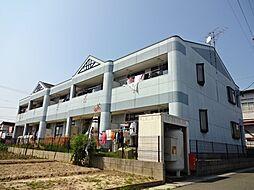 愛知県一宮市北今字葭山の賃貸アパートの外観