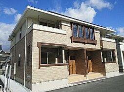 岡山県倉敷市玉島2丁目の賃貸アパートの外観