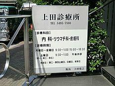 周辺環境:上田診療所