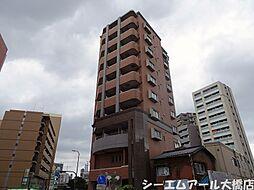 ダイナコートエスタディオミューズ[8階]の外観